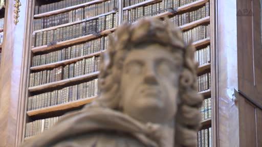 Mit einem von Fanfaren begleiteten Festakt hat die Österreichische Nationalbibliothek (ÖNB) am Donnerstag ihr 650-Jahr-Jubiläum begangen. Unter den Festgästen war auch Alexander Van der Bellen. Er sei zwar als Bundespräsident eingeladen, aber