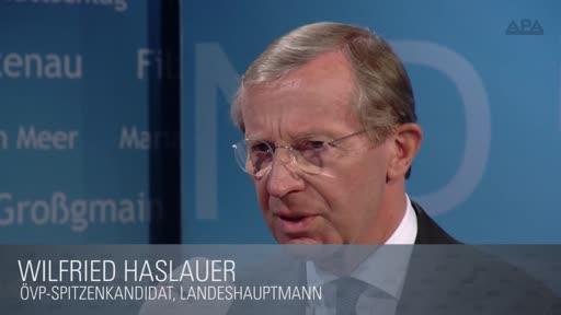Die Salzburger Landtagswahl hat einen klaren Wahlsieg für die ÖVP von Landeshauptmann Wilfried Haslauer gebracht - und der ist mit rund 38 Prozent etwas deutlicher ausgefallen als im Vorfeld erwartet. Schwere Verluste musste dagegen Haslauers bisheriger Grüner Koalitionspartner einstecken, auch die SPÖ musste überraschend Federn lassen. Die FPÖ hofft auf eine Regierungsbeteiligung. Den NEOS ist der erstmalige Einzug in den Salzburger Landtag gelungen