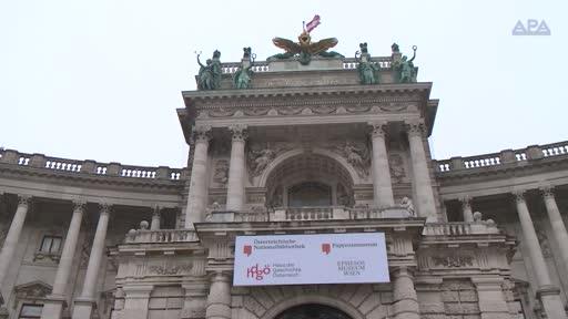 Österreich hat ein neues Museum. An einem für das Land so geschichtsträchtigen Ort hat am Samstag das Haus der Geschichte Österreich seine Pforten geöffnet: In der Neuen Burg am Heldenplatz in Wien.